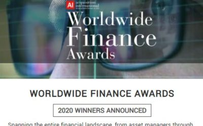 WINNERS – Forex company of the year – UK
